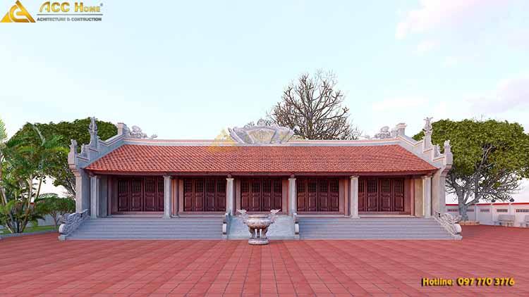 Thiết kế nhà thờ chữ Nhất
