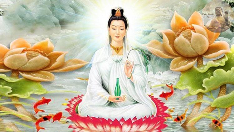 Phật Bà Quan âm là ai?