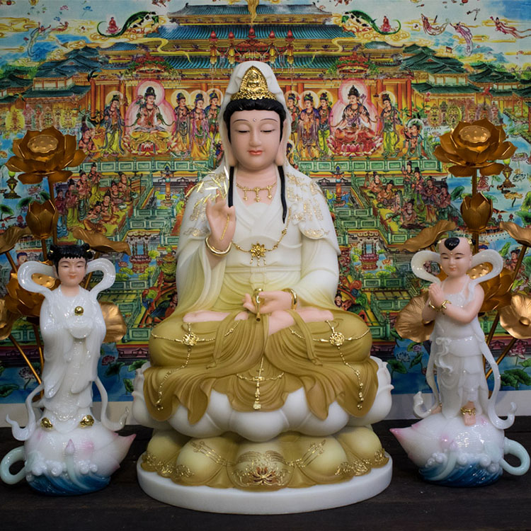 Cách bố trí bàn thờ Phật trong nhà