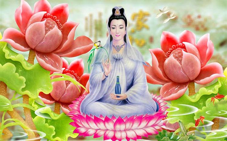Bài văn khấn Phật Bà Quan Âm